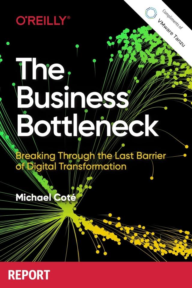 Cover The Business Bottleneck - Coté - 20200206 final