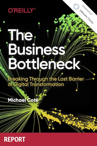 The Business Bottleneck cover