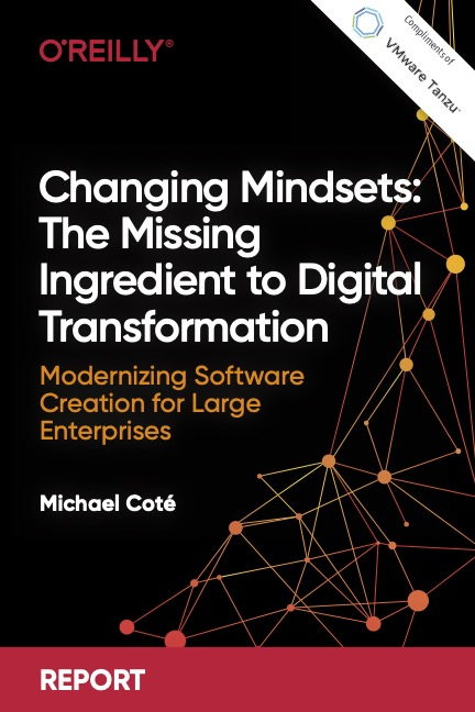 Cover of Changing MindSets book.
